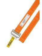 HERON PRESTON Jacquaerd Taping Belt - Orange