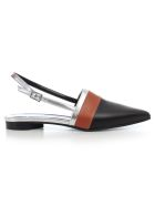 Pierre Hardy Alpha Mules - Multi Black