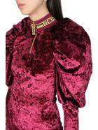 GCDS Dress - Bordeaux