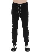 Balmain Logo Sweatpants - Black
