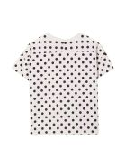 Gucci White T-shirt - Nero
