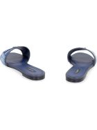 Dolce & Gabbana Denim Flat Sandals - Denim