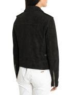 Unfleur Sude Biker Jacket - Black