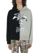Palm Angels 'statue' Hoodie - Multicolor