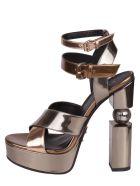 Balmain Paris Sandals - Multicolor