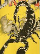 MSGM Hooded Fleece Scorpio - Yellow