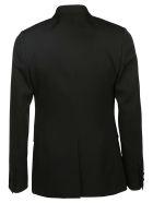 Christian Dior Double Breasted Blazer - Black