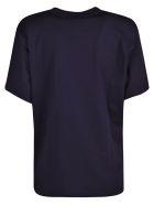 Victoria Beckham Printed T-shirt - Midnight spice palm