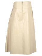 Bottega Veneta Leather Skirt - Basic
