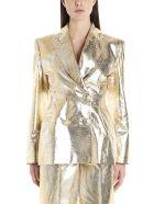 Sara Battaglia Blazer - Gold