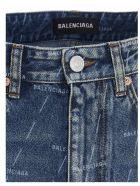 Balenciaga Jeans - Blu Denim