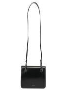 Jil Sander Holster Shoulder Bag - Black