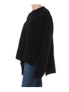 Parosh Linked Sweater - Black