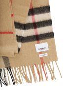 Burberry Cashmere Scarf - Camel check