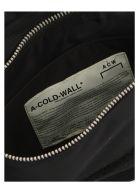 A-COLD-WALL 'utility Bag' - Black