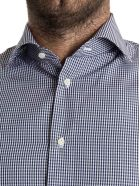 G. Inglese Ginglese Cotton Shirt - Light blue