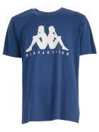 Danilo Paura Printed T-shirt - Blue Navy