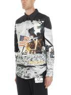 Calvin Klein 'moon Landing' Shirt - Multicolor