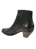 Golden Goose Sunset Boots - Black