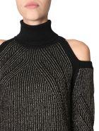 Versace Collection Turtleneck Sweater - NERO