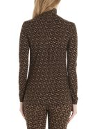Burberry 'tb' Top - Brown