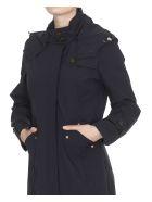 Woolrich Fayette Raincoat - Navy
