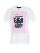 Dsquared2 Logo T-shirt - White