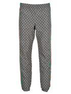 Gucci Pantalone Tuta Nylon Gg - Basic