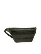 Dolce & Gabbana Logo Belt Bag - Militare/nero
