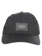Dolce & Gabbana Baseball Hat - Nero