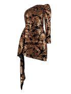 Giuseppe di Morabito Sequins Mini-dress - Gold