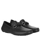 Salvatore Ferragamo Stuart Loafers - BLACK