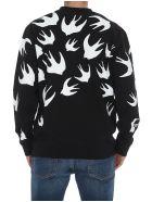 McQ Alexander McQueen Swallow Sweatshirt - Black