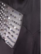 Paco Rabanne Polyester Dress - Black