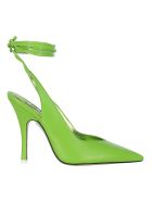 The Attico Sandals - Verde