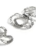 N.21 N°21 Earrings - Silver