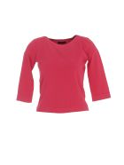 Roberto Collina Top - Fuchsia
