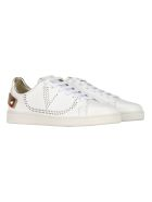 Valentino Backnet Sneakers - WHITE