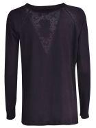 Weekend Max Mara Floral Sweatshirt - Basic