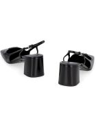 Prada Leather Slingback Pumps - black