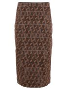 Fendi Skirt - Tobacco