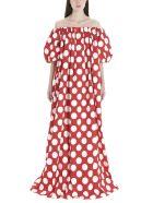 Sara Battaglia 'baloon Over' Dress - Multicolor