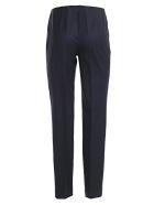 Parosh Skinny Trousers - Blu