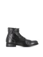 """Pantanetti Lace-up Boots """"12326d"""" - Black"""
