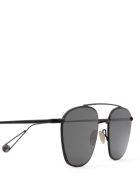 AHLEM Ahlem Place De L'ecole Black Sunglasses - BLACK