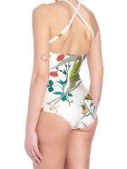 Gucci 'gucci Flora' Swimsuits - Multicolor