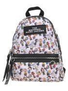 Marc Jacobs Peanuts The Medium Backpack - MULTICOLOR