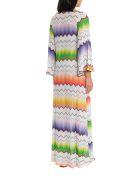 Missoni Stretch-knit Kaftan - Multi