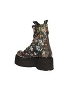R13 Double Stacked Boots - Multicolor