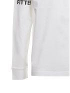 Black Barrett Short Sleeve T-Shirt - Bianco nero